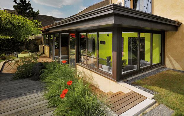 Extensions toit plat - Nos produits et réalisations - Wargel Home Concepteur